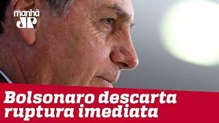 Augusto Nunes: Reação do Bolsonaro perante Argentina é compreensível