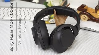 sony h ear mdr 100abn wireless headphones review phoneradar