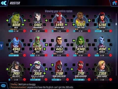 Marvel Strike Force - eine Alternative zu MCOC Sturm der Superhelden