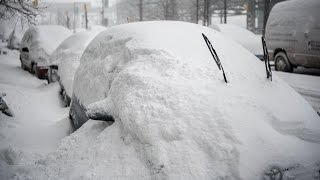 Record-shattering cold to freeze most of U.S., severe storms probable HD