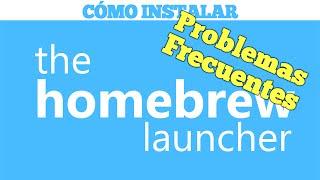 Problemas Frecuentes para instalar Homebrew Launcher 3DS (Menuhax)