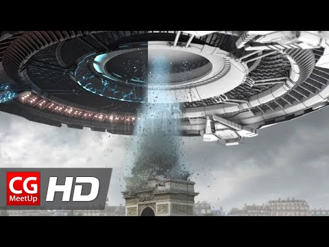 "CGI VFX Breakdown HD ""Invasion Day "" by ISART DIGITAL | CGMeetup"