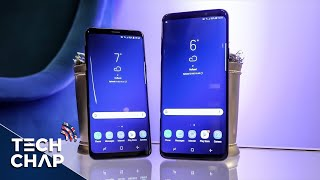 Samsung Galaxy S9 First Impressions - Worth Buying? | The Tech Chap