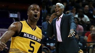 Charles Oakley Takes His BIG3 Coaching Job TOO Seriously