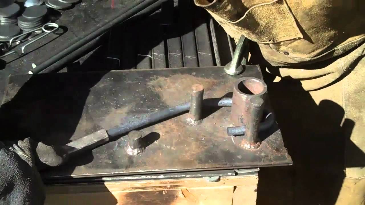 How To Bend Iron