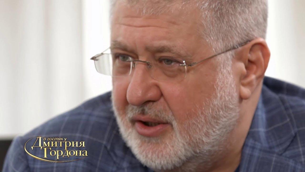 Коломойский: Порошенко, я считаю, для России — лучший вариант