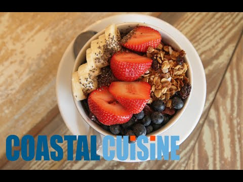 Coastal Cuisine: Nectar Cafe & Juice Bar