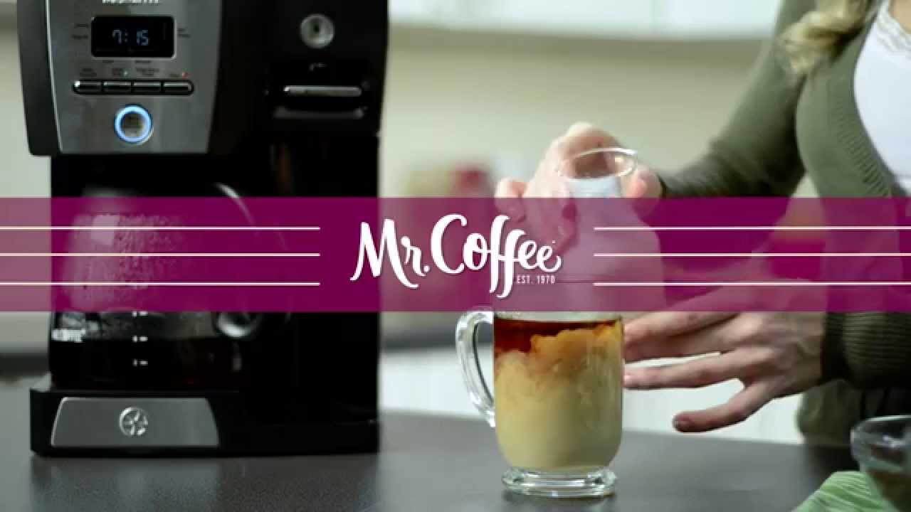 Mr Coffee Coffee Maker Not Working : Mr. Coffee 12-Cup Programmable Coffee Maker and Hot Water Dispenser - YouTube