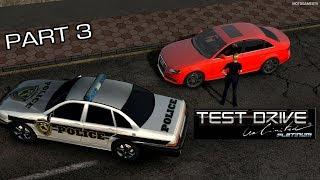 Test Drive Unlimited Platinum - A New RED Car - Walkthrough Part 3 [4K 60FPS]