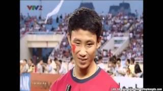 [Clip] Phỏng vấn Running Man Vũ Xuân Tiến trước trận đấu Vietnam vs Arsenal - VTV2