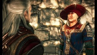 THE WITCHER 2 - The Gargoyle Contract & Caerme Sword quests