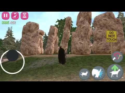 I am a menace- goat simulator iOS