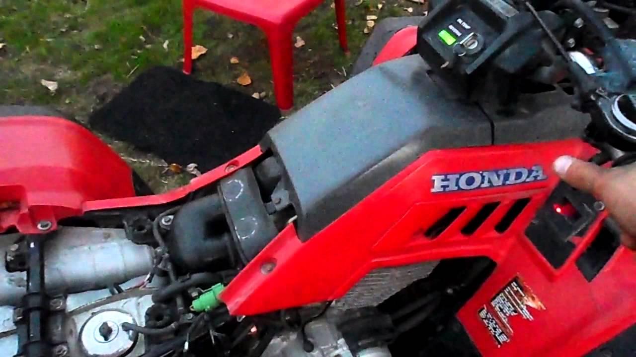 hight resolution of sam 0351 youtubehonda rancher 350 fuel filter 4