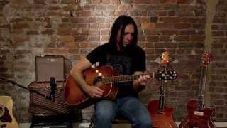 Crafter Guitars | Damon Johnson - Leave It All Behind