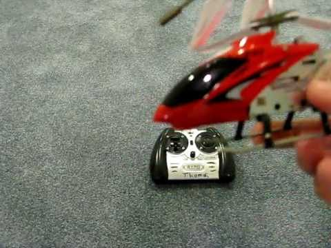 S107g Metal Series Helicopter Review Youtube