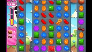Candy Crush Saga Level 726 no Booster