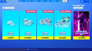 HOW TO GET NEW FORTNITE DARK REFLECTIONS PACK! NEW FORTNITE DARK REFLECTIONS BUNDLE! NEW DARK PACK