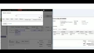 How to proceed supplier invoices in Odoo Finance (Squarepants)