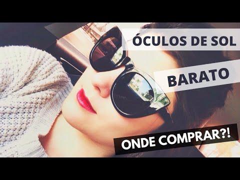 844c68dea Óculos de sol barato - Onde comprar - zeroUV Review - YouTube
