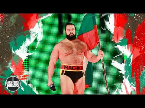 2017: Rusev 2nd WWE Theme Song -