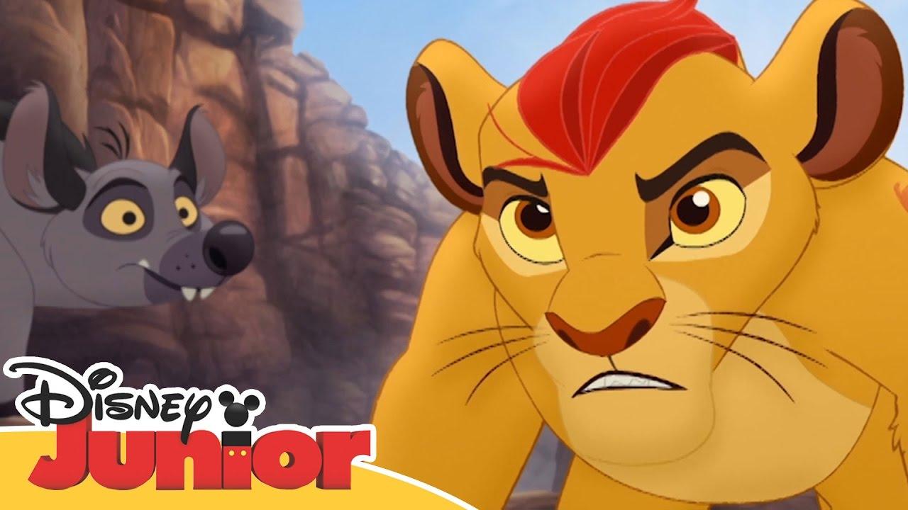 løvernes garde kion