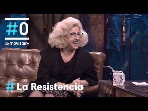 LA RESISTENCIA - Entrevista a la embajadora de Polonia en España | #LaResistencia 12.11.2018