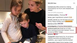 Ivanka Brutally Attacked After Getting Her Kids From Jewish School, Here's What She Did