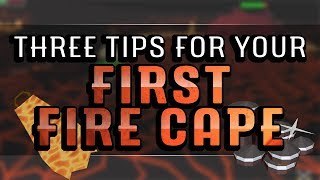 3 Tips to Help You Get Your First Firecape in OSRS