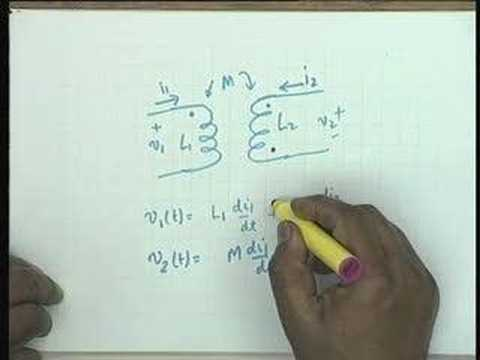 Lecture - 6 2nd Order Circuits:Magnetically Coupled Circuits