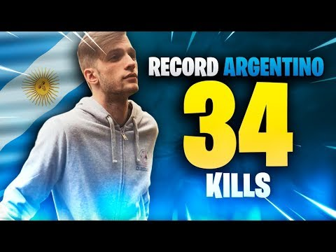 RECORD ARGENTINO 34 KILLS! - zEkO