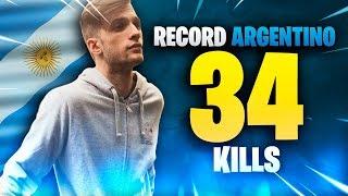 RECORD ARGENTINO 34 KILLS! - zEkO