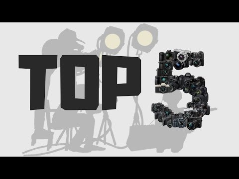 Top 5 Cameras for Starting Filmmaking in 2019