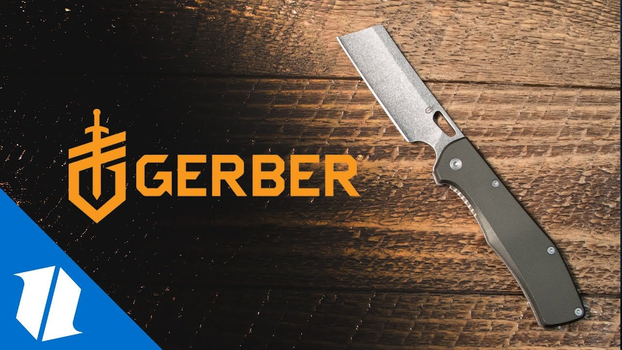 New Gerber Knives SHOT Show 2018 | Blade HQ