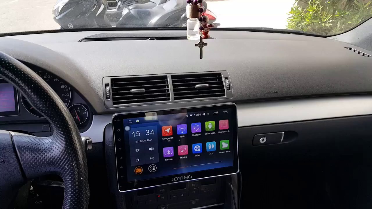 Joying Single 1din 10 1 2 Gb 32 Gb Android Car Stereo