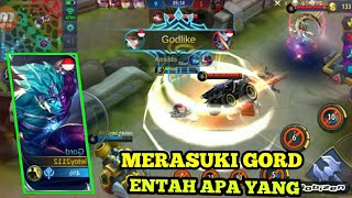 Gord Gameplay Mobile Legends Best Bluid  2019