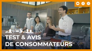 Robot de cuisine Cook Expert Magimix - Test et Avis Conso de Thomas & nos Ambassadeurs