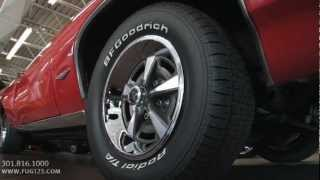 1968 Pontiac GTO Convertible for sale with test drive, driving sounds, and walk through...