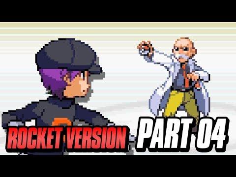 Pokemon Team Rocket Edition Rom Hack! (Pokemon GBA Fire Red Rom Hack) Part 4 w/ FeintAttacks