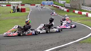 S1 Karting 2019: Meeting #3: Snr Rotax Final