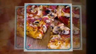 Beverly Hills, CA Domino's Pizza - Top 3 Pizza Toppings