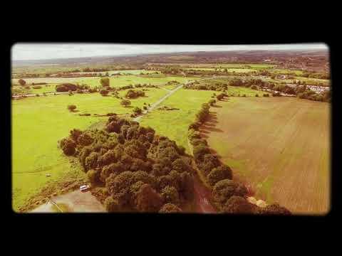 Yorkshire by drone: Flight around Heath Common Wakefield - DJI Phantom 3 Pro