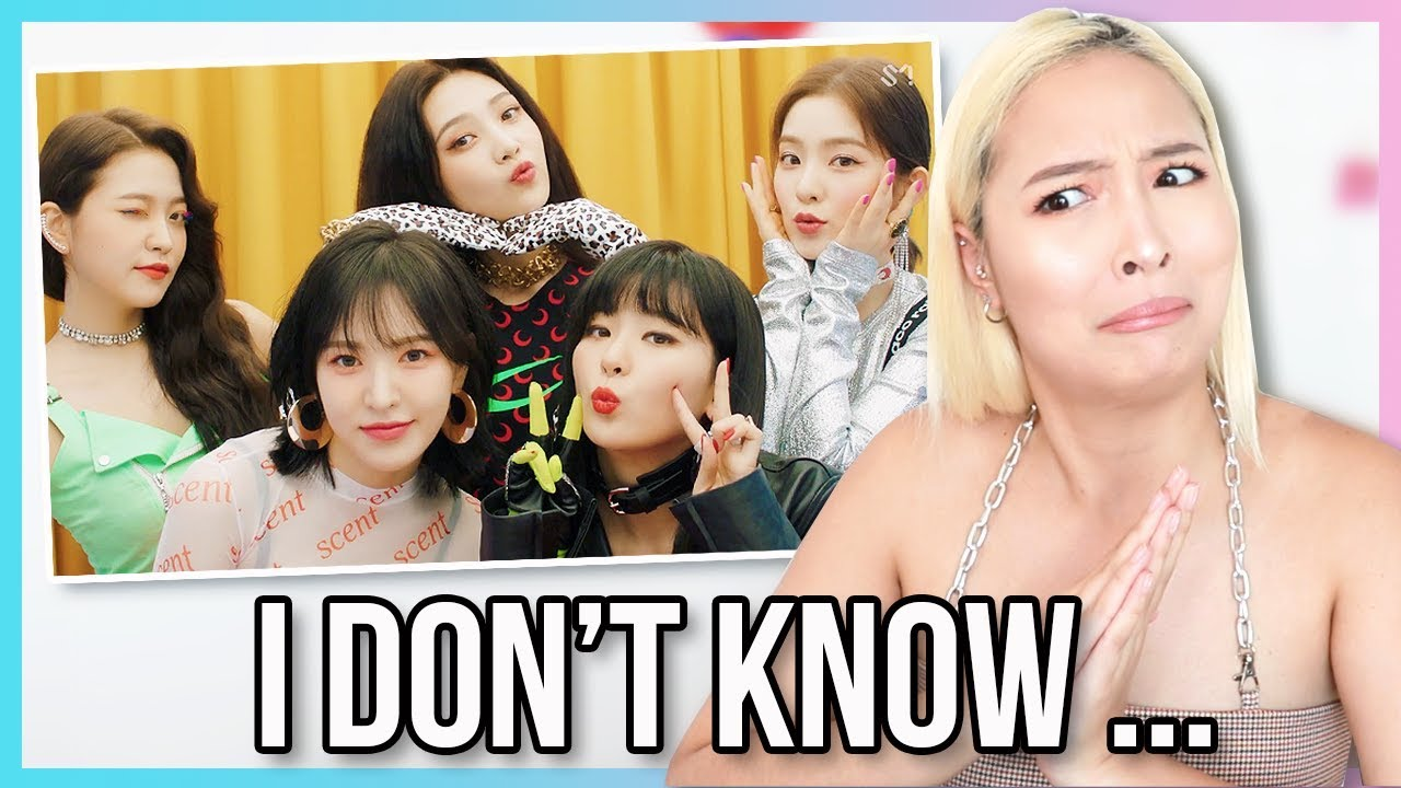 Download Red Velvet 레드벨벳 '짐살라빔 (Zimzalabim)' MV