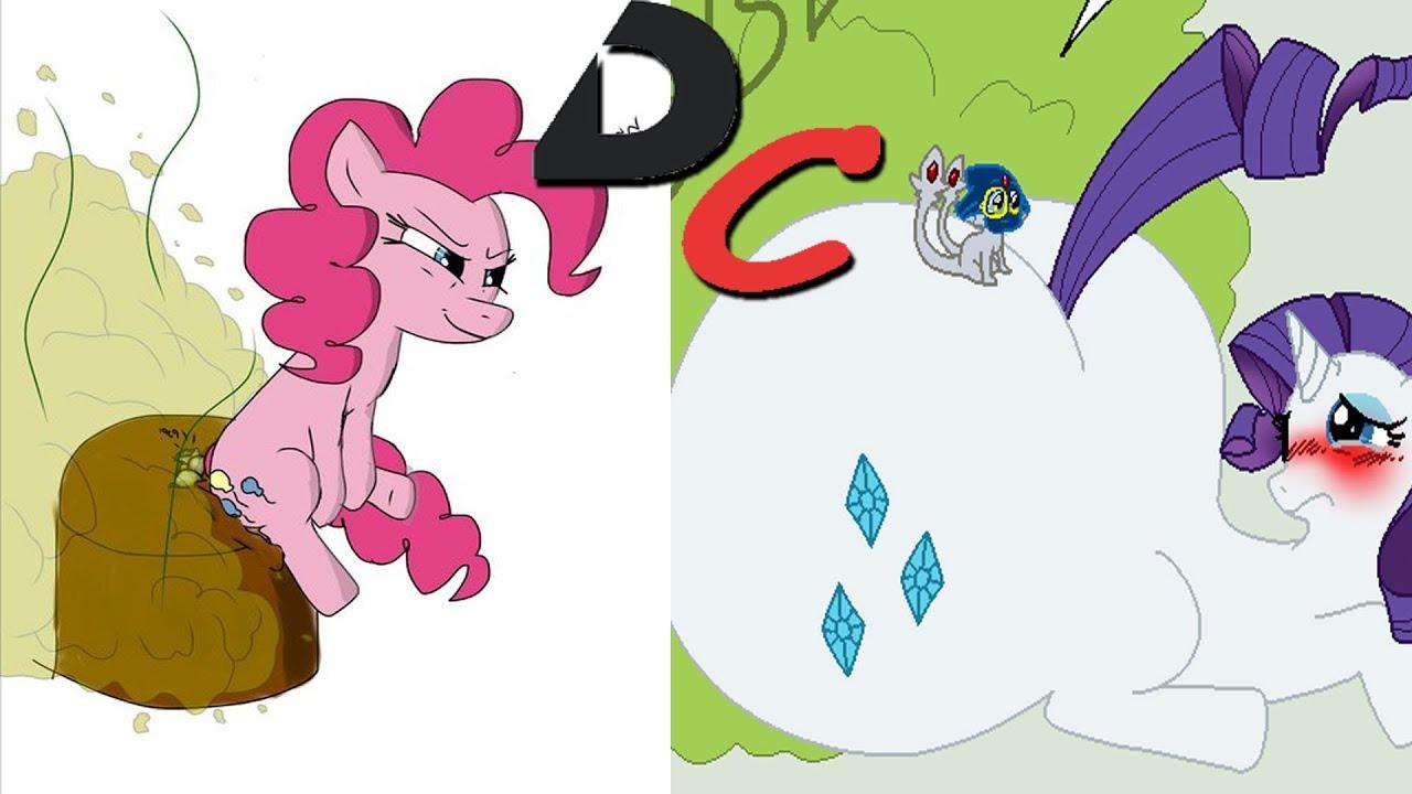 Deviantart Cringe - My Little Pony: Farting is Magic