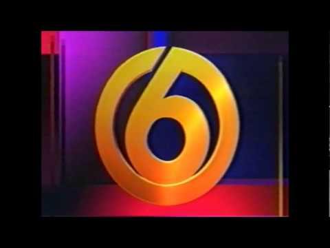 Gammal Tv6 Vinjet