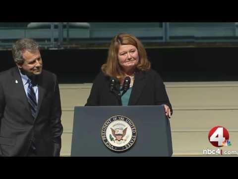 Sen. Sherrod Brown, Connie Schultz Honor John Glenn