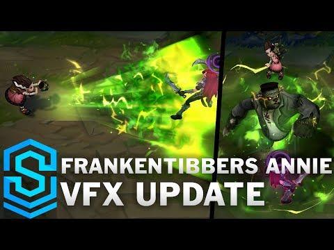 FrankenTibbers Annie VFX Update - Comparison