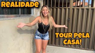 TOUR PELA MINHA CASA! - POR TRÁS DAS CÂMERAS.