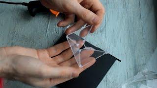 DIY - 3D ГОЛОГРАММА НА ТЕЛЕФОН! КАК СДЕЛАТЬ ЕЕ СВОИМИ РУКАМИ? Pyramid Hologram
