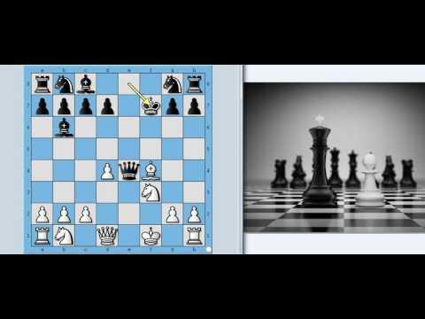 Lovčeva varijanta Kraljevog gambita  - GRECO vs NN # 927