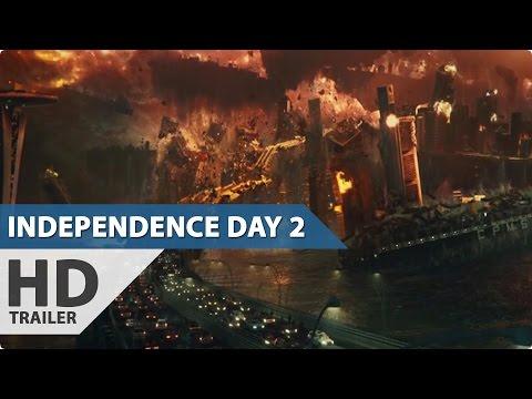 Independence Day 2 Resurgence Trailer 2 (2016) Super Bowl Spot Roland Emmerich Movie HD